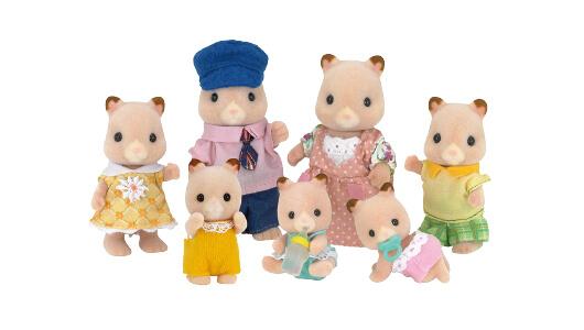 Hamster Family(2013)