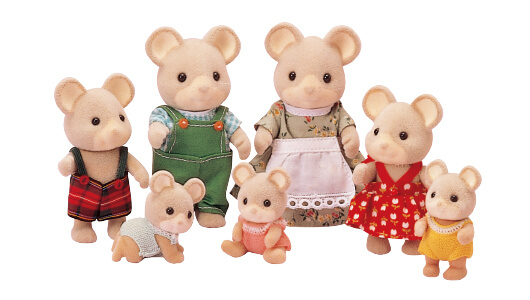 Mouse Family