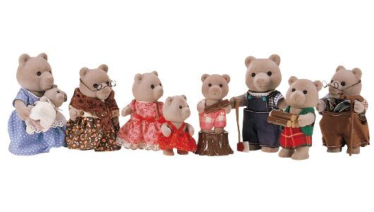 Gray Bear Family