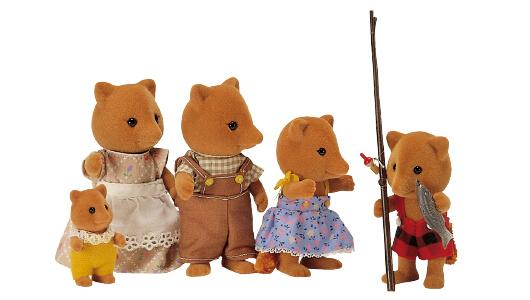 Fox Family(1985)