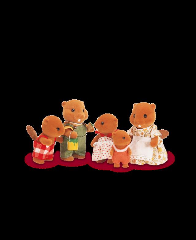 Beaver Family(1986)