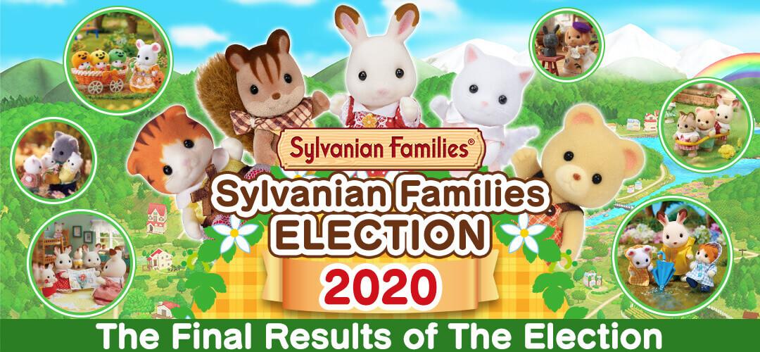 Sylvanian Families ELECTION