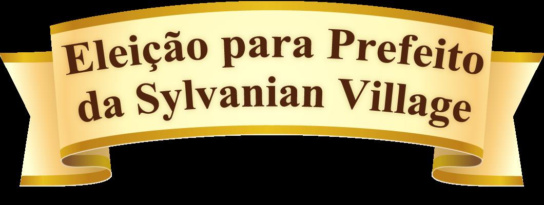 Eleição para Prefeito da Sylvanian Village