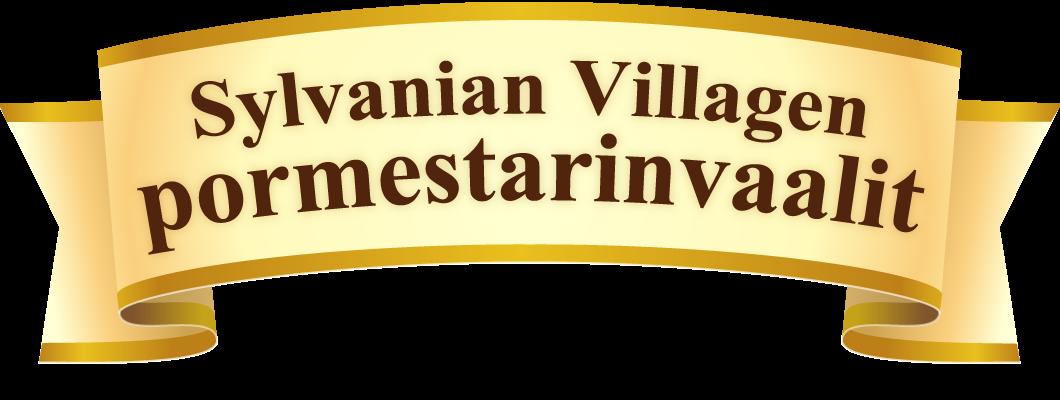 Sylvanian Villagen pormestarinvaalit