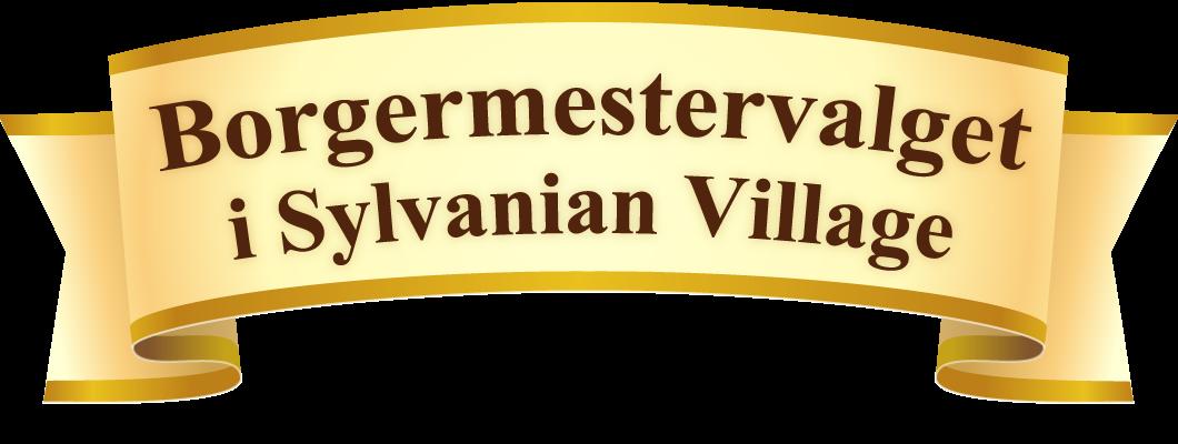 Borgermestervalget i Sylvanian Village
