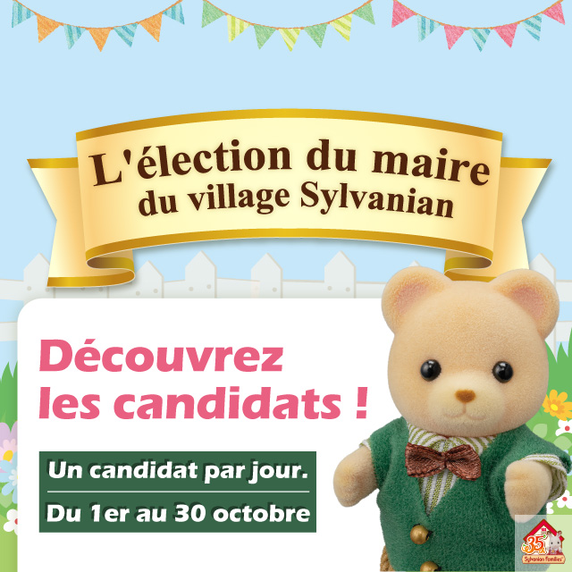 35th Anniversary Mayor Election