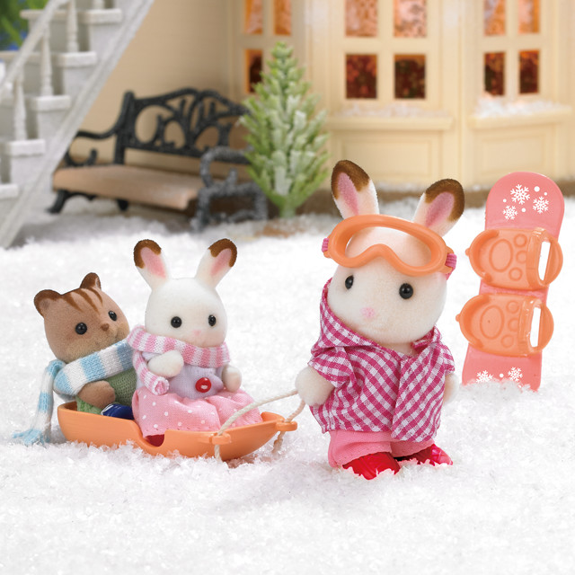 Sylvanian Families Winter