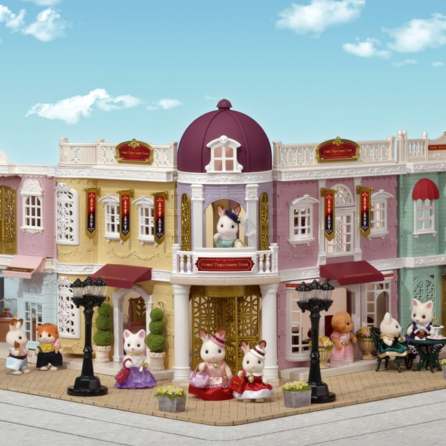 Calico Critters Town Series
