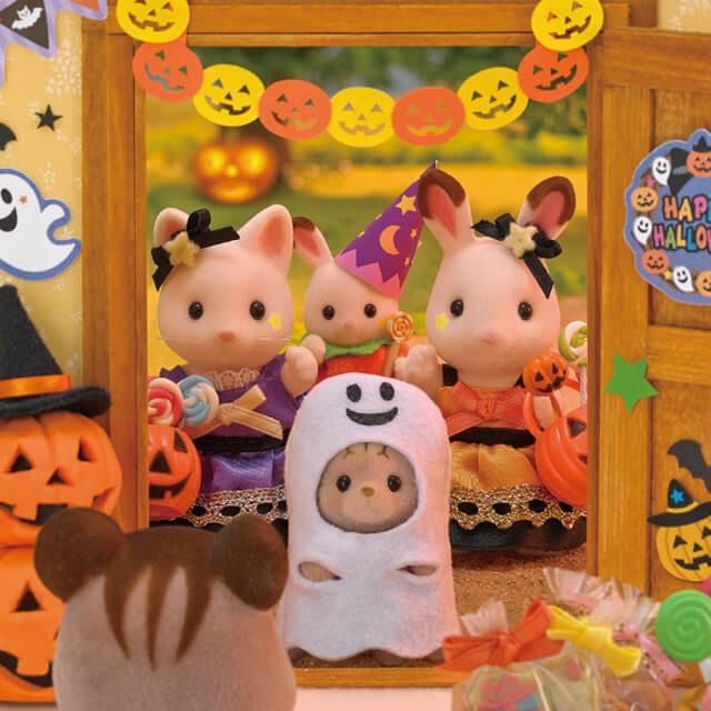 Sylvanian Families Halloween!