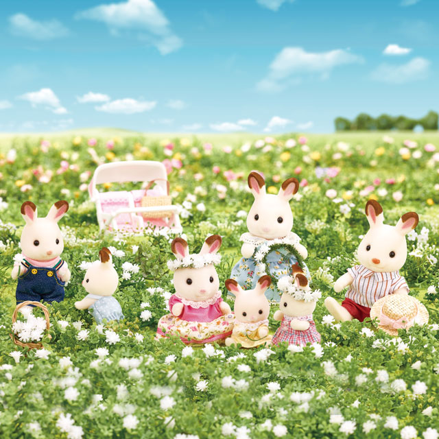 Calico Critters Spring