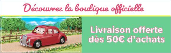 LA E-BOUTIQUE VIENT D'OUVRIR