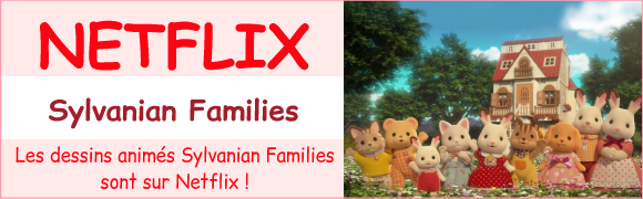 Les dessins animés Sylvanian Families arrivent le 1er décembre !