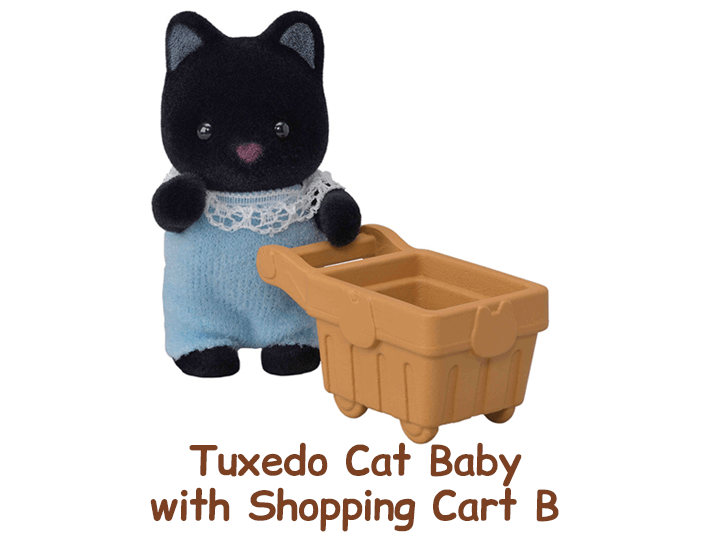 Baby Shopping Series 8