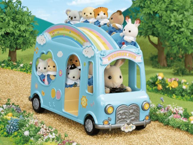 Sunshine Nursery Bus 1
