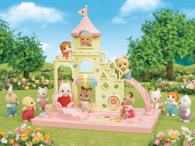 Parque infantil do castelo 1