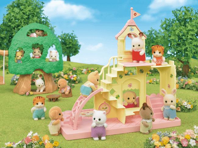 Parque infantil do castelo 2