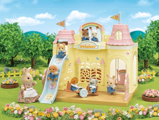 Jardim de infância do Castelo 1