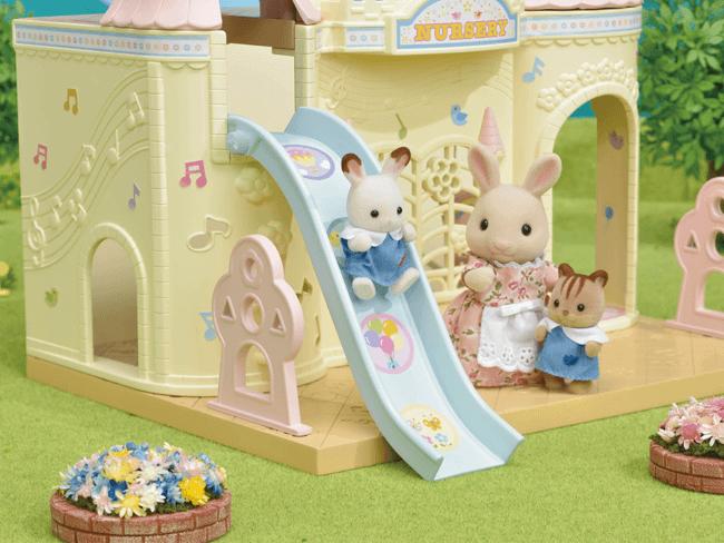Jardim de infância do Castelo 2