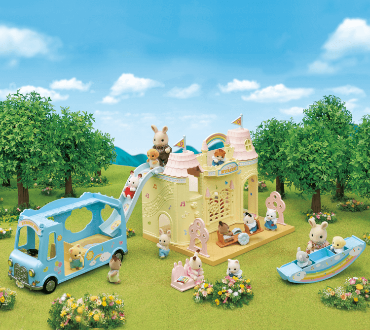 Calico Critters Nursery Series1