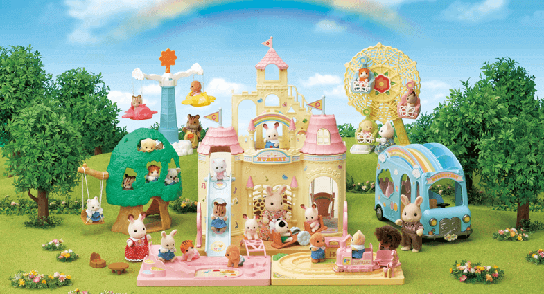 Calico Critters Nursery Series6