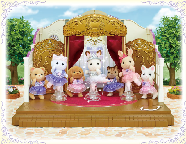 View Sylvanian Families Wallpaper Images