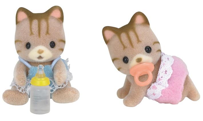 Sandy Cat Twins - 4
