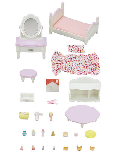 Bedroom & Vanity Set - 6