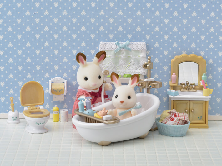 Country Bathroom Set - 5