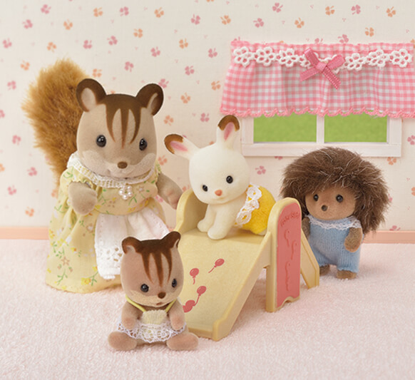 Baby Nursery Set Calico Critters