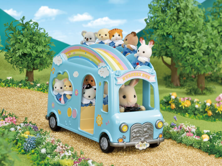 Sunshine Nursery Bus  - 7