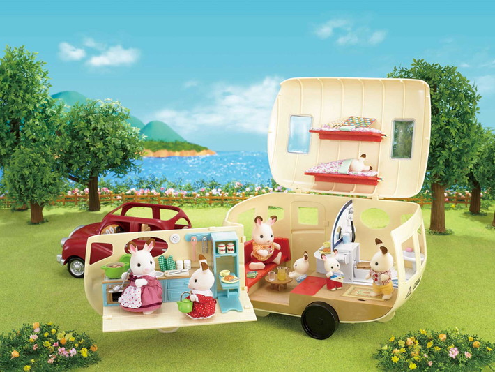 Caravan Family Camper - 7