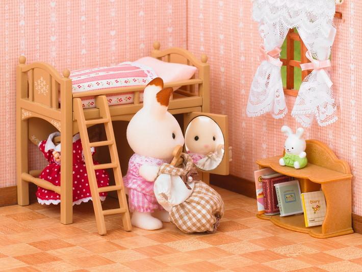 Sister's Loft Bed - 6