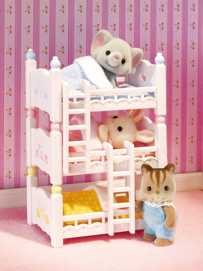 Triple Baby Bunk Beds - 5