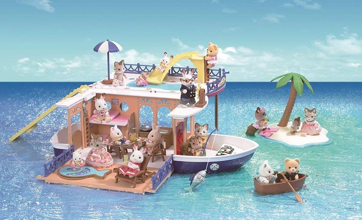 海邊船屋套裝 - 11