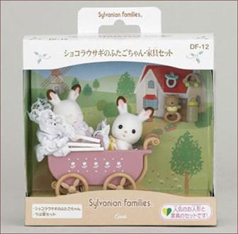 兔BB和家具套裝 - 3