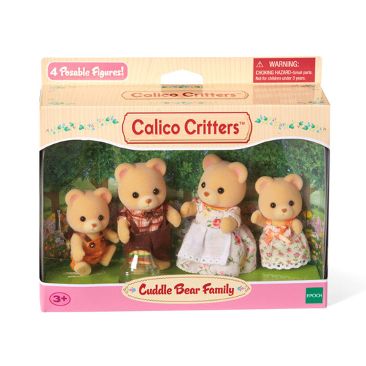 Cuddle Bear Family - 4