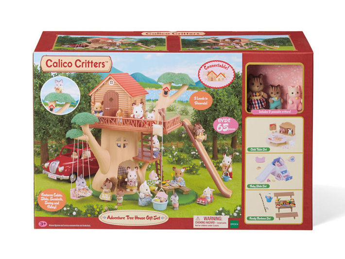 Adventure Tree House Gift Set - 2
