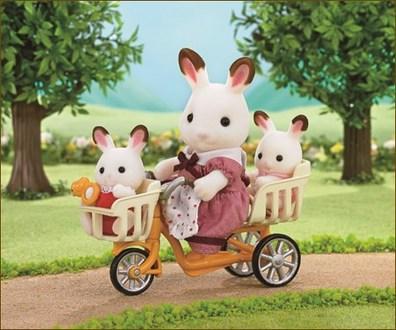 三人家庭單車 - 3