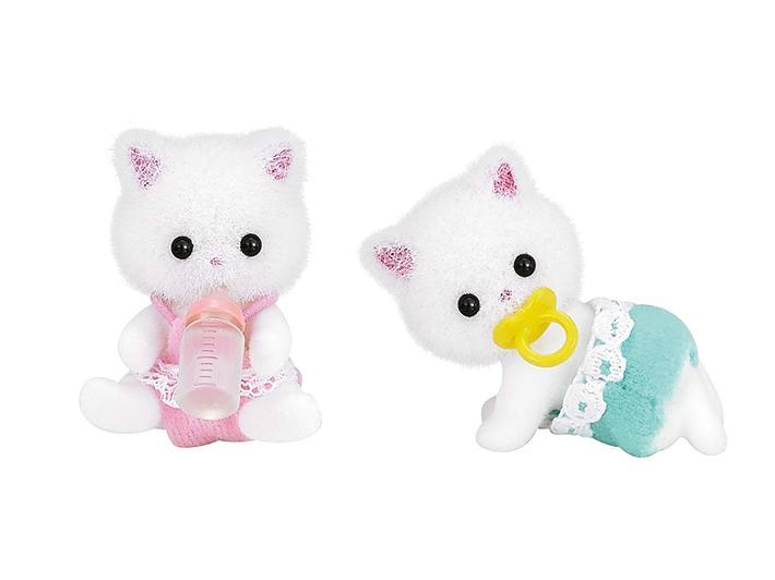 波斯貓雙胞胎 - 5