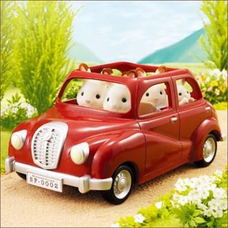 森林家庭汽車 - 8