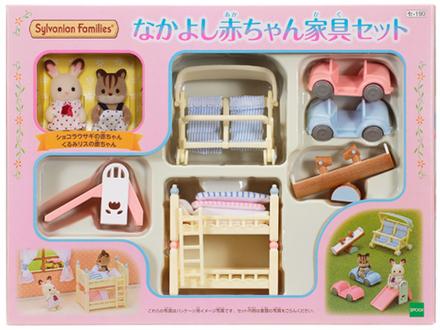 아기 놀이방 가구 세트 - 5
