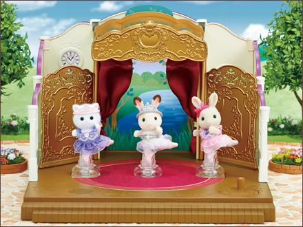 閃亮芭蕾舞拍擋套裝 - 4