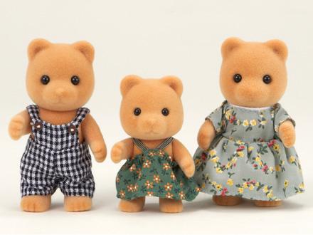 Família dos Ursos - 3