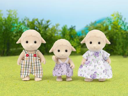 Família das Ovelhas - 2