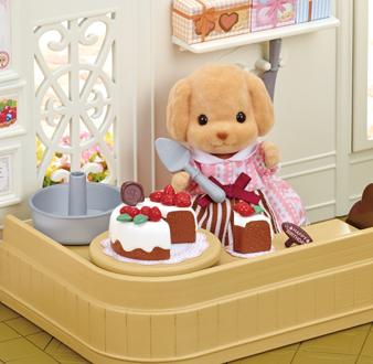 糕點小廚師套裝 - 3