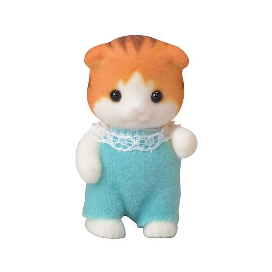 楓糖貓嬰兒 - 5