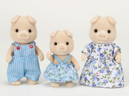 Pig Family - 2