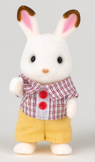 Chocolate Rabbit Boy - 2