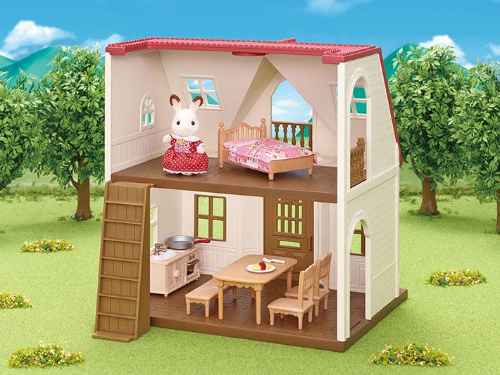 森林家族小紅屋 - 12