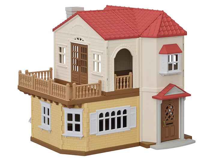 赤い屋根の大きなお家 - 15